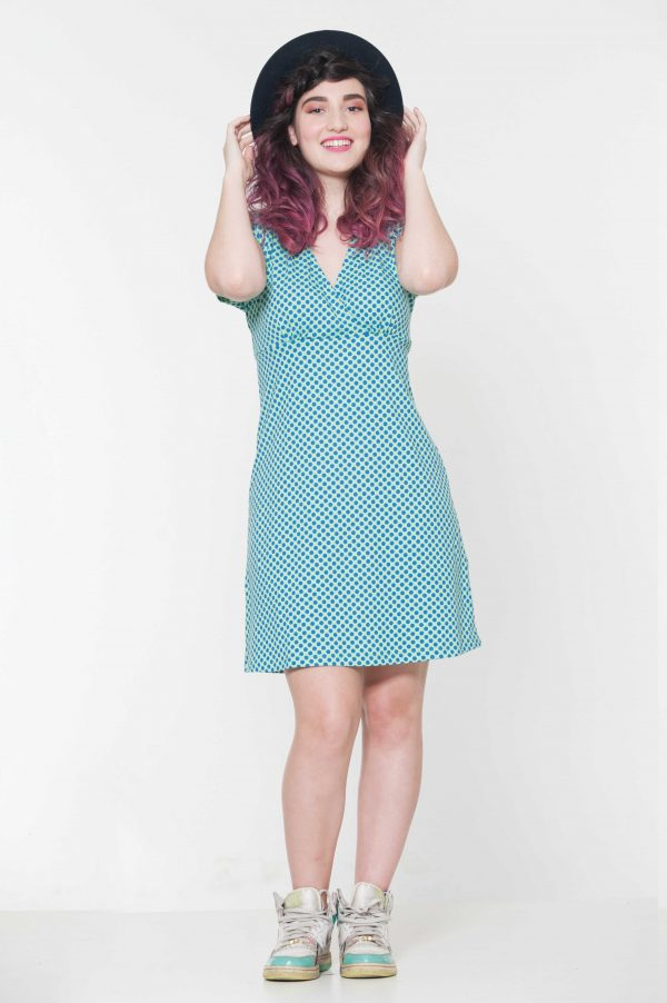 who's-that-girl=dress-Thing-mintgroen dress