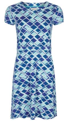 Mudd-&-Water-jurk-Hourglass-azure-geo
