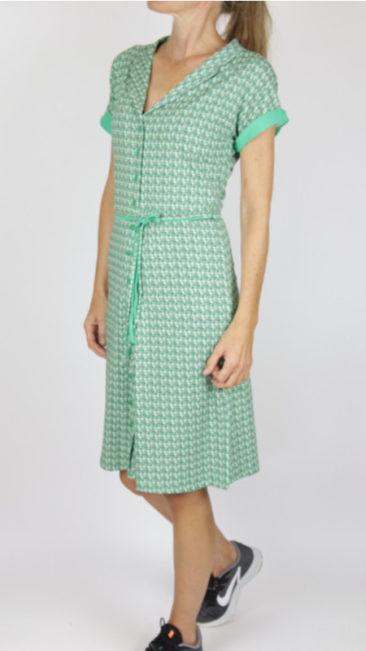 WOW-TO-GO-jurk-Jumeler-stitch-groen