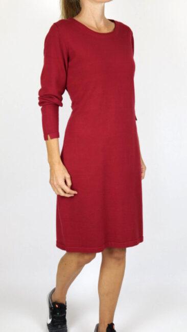 ZILCH-jurk-Tunic-rood