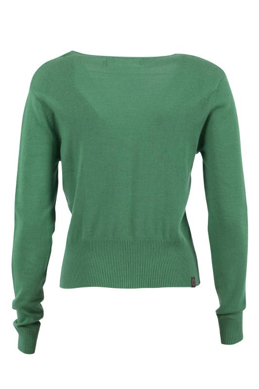 4funkyflavours-vestje-My-babe-groen-achterkant-geschaald