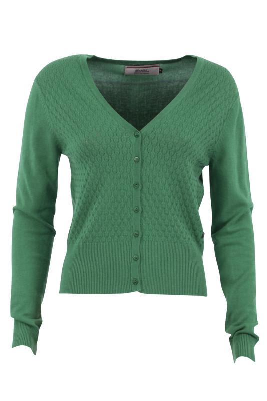4funkyflavours-vestje-My-babe-groen-voorkant