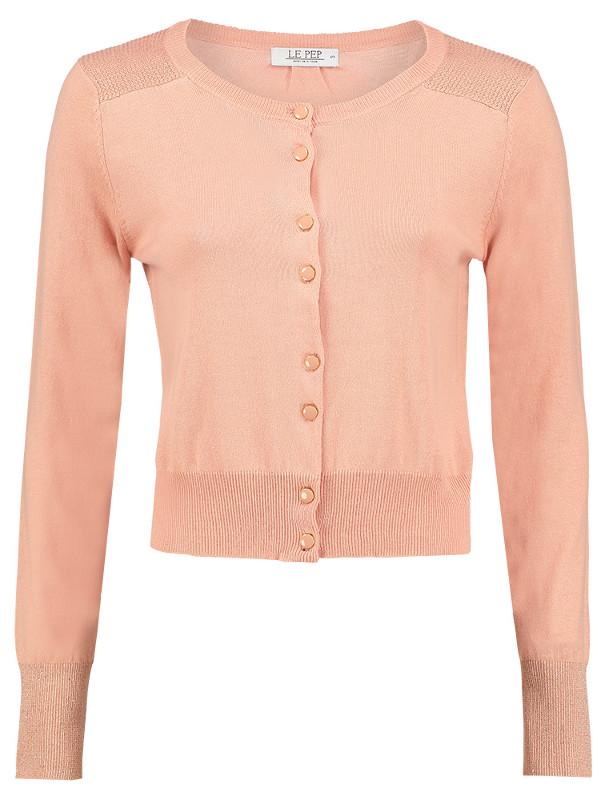 LE-PEP-vestje-Elisabeth-dusty-pink-voorkant