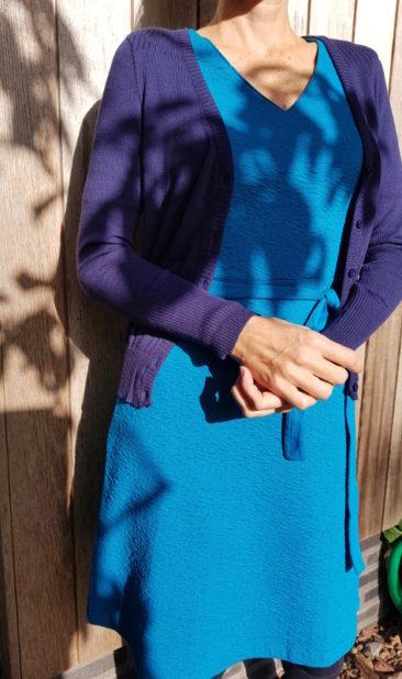 WOW-TO-GO-jurk-DIG-blauw-vestje-Elisa-blauw