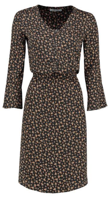 LE-PEP-jurk-Fenne-zwart-voorkant