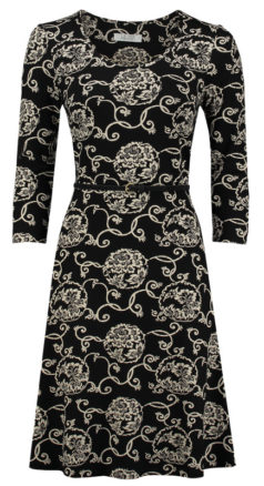 LE-PEP-jurk-Florette-zwart-voorkant