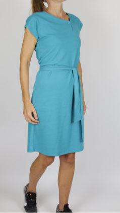 WOW-TO-GO-jurk-Melange-blue