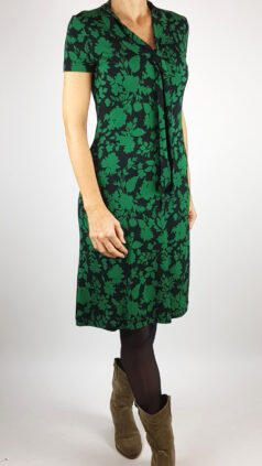 iez-jurk-bow-flowers-zwart-groen-p