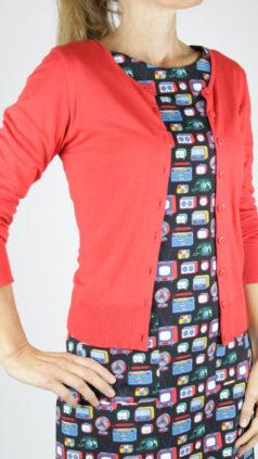 ZILCH-bamboe-vestje-ronde-hals-rood-Cissi-och-Selma-jurk-Doris-radiorock