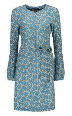 Bakery-Ladies-jurk-Dixie-blauw