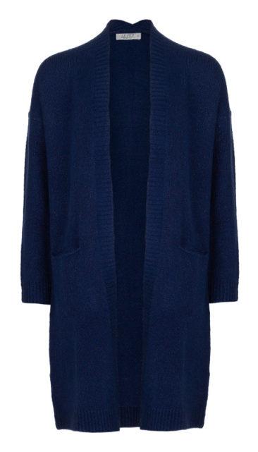 Lang blauw LE PEP vest