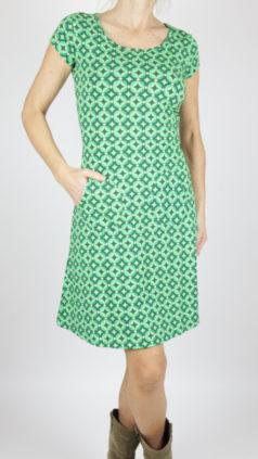 Cissi-och-Selma-jurk-Asta-abstract-green