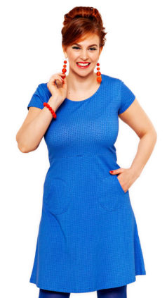 Cissi-och-Selma-jurk-Asta-symbol-blue