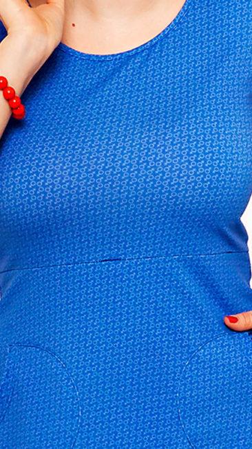 Cissi-och-Selma-jurk-Asta-symbol-blue-print