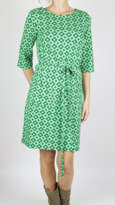 Cissi-och-Selma-jurk-Doris-Abstract-green