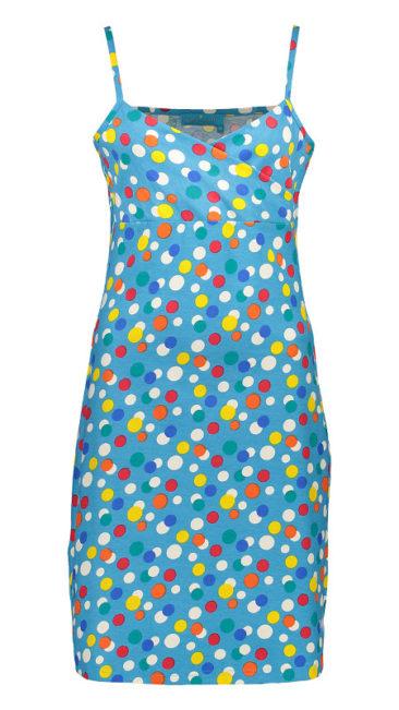 Bakery-Ladies-jurk-Singlet-cool-blue