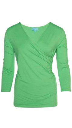 Lalamour-Shirt-wrap-groen