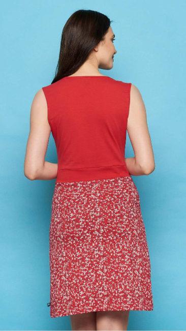TRANQUILLO-jurk-Bele-achterkant
