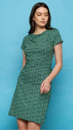 TRANQUILLO-jurk-Patraea-groen