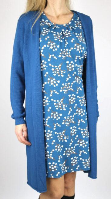 ZILCH-jurk-Blossom-jeans-lang-vest-jeans-ks