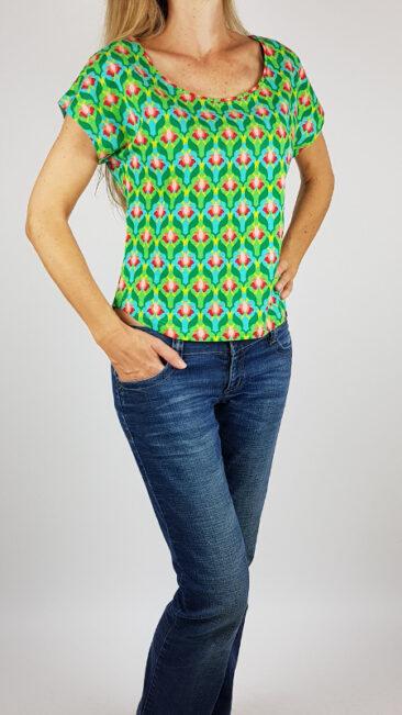 lalamour-shirt-loose-groen