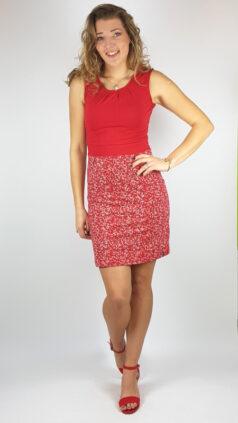 tranquillo-jurk-bele-rood