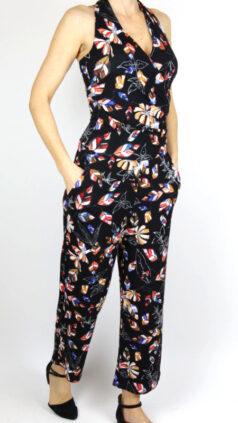 ICH_JANE-jumpsuit-Claire-black-flowers