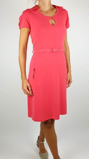 vintage-sale-le-pep-jurk-framboise