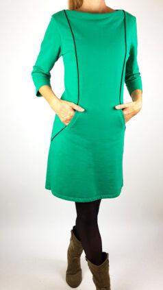 vintage-sale-who's-that-girl-jurk-okapi-groen