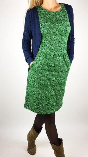 tranquillo-jurk-loretta-groen-zilch-bamboe-vestje-navy
