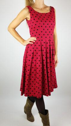 vintage-sale-lindy-bop-jurk-polkadot