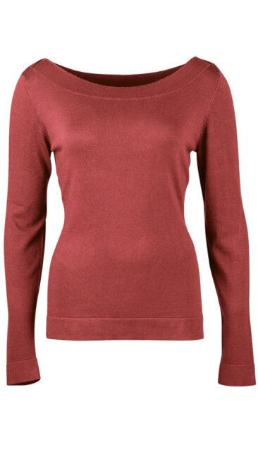 zilch-bamboe-top-boatneck-raspberry-ps