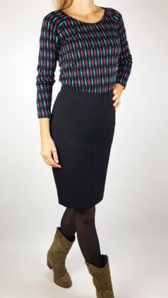 chapati-shirt-burgundy-geo