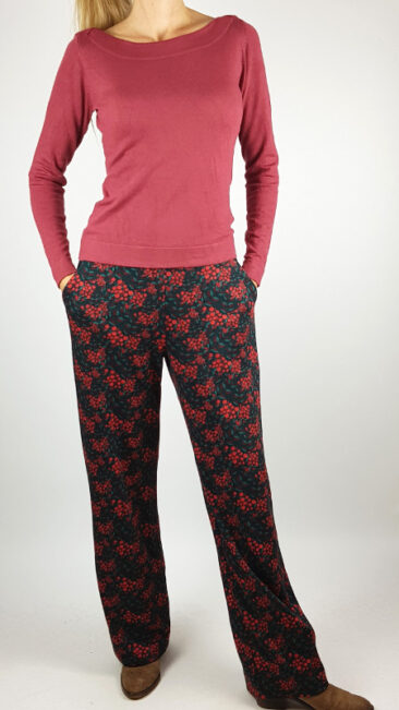 ich-jane-pantalon-leonie-berry-zilch-shirt-boatneck-raspeberry