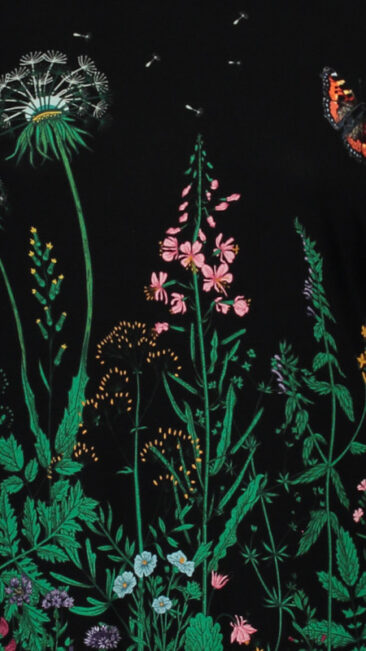 tante-betsy-jurk-katja-dandelion-black-detail