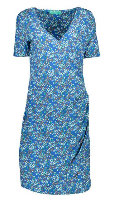 bakery-ladies-jurk-wrap-japan-blossom-kobalt