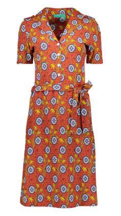 bakery-ladies-jurk-polo-tulsa-bamboo-burgundy-mango