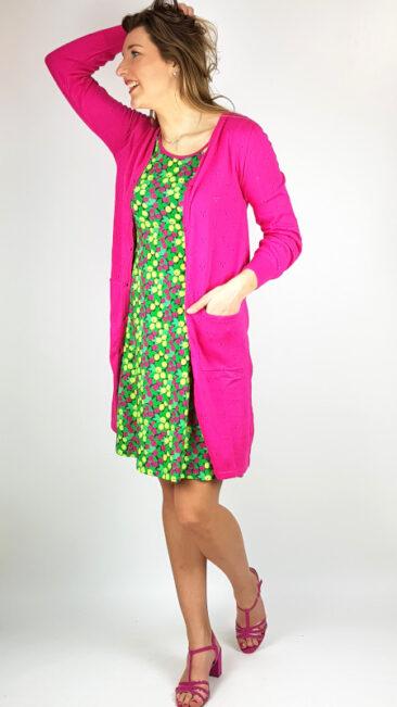 cissi-och-selma-jurk-magda-krusbär-tante-betsy-lang-zomervest-pink