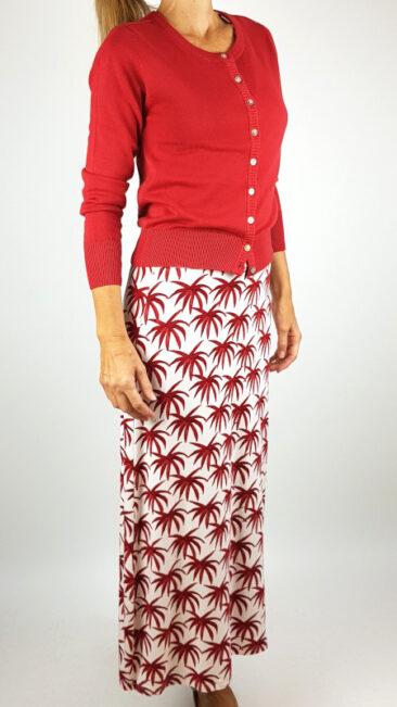 ich-jane-jurk-maxi-isla-red-tranquillo-vest-asha-rood