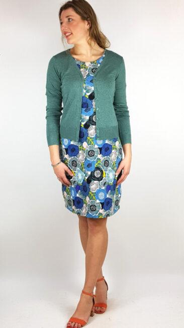 jurk-pockets-flowerfiel-porcelain-bamboe-vestje-porcelain
