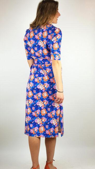 mooi-vrolijk-jurk-maxi-cobalt-blue-flowers