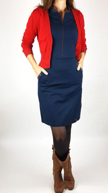 mooi-vrolijk-jurk-zipper-basic-dark-blue-tranquillo-vest-cherry