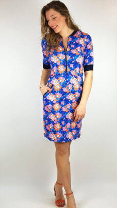 mooi-vrolijk-jurk-zipper-cobalt-blue-flowers