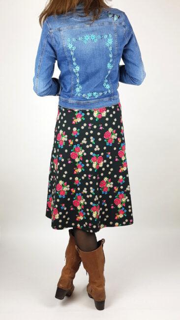 tante-betsy-jurk-auntie-midi-wiesen-alpen-black-kort-spijkerjack-butterfly