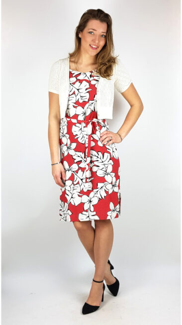 zilch-jurk-straps-hawaii-blossom-lykka-du-nord-vest-mireille-ivory