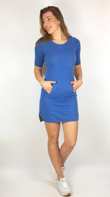vintage-sale-jurk-tunic-blue-whos-that-girl-s