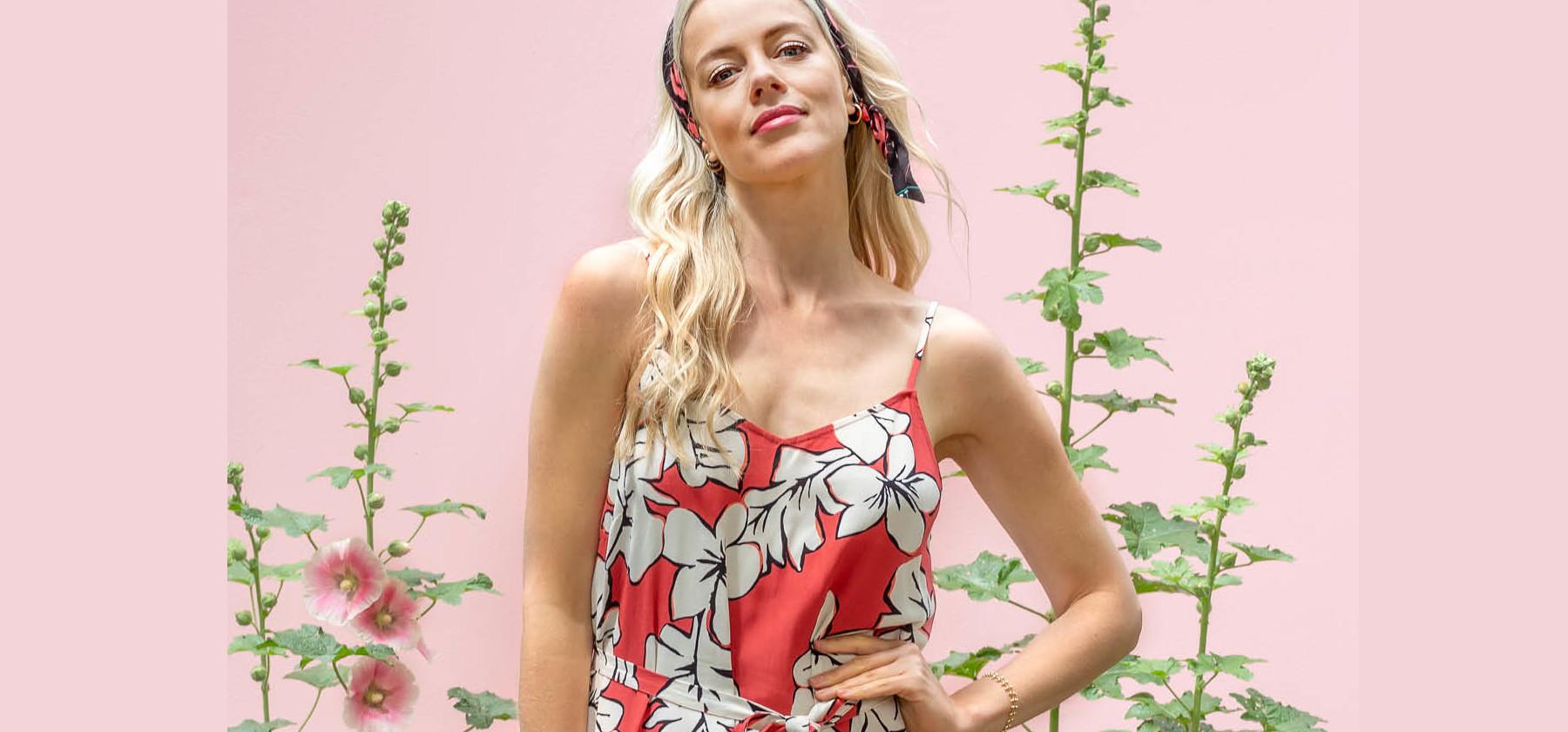 sale-zilch-jurk-straps-hawaii-blossom