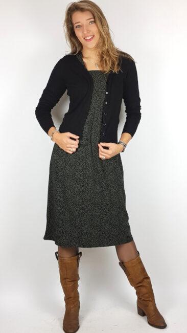 seasalt-jurk-seed-packet-lino-seabed-onyx-zilch-bamboe-vestje-zwart.