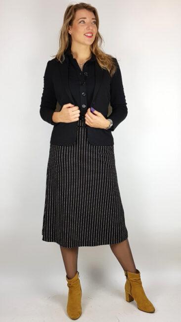 tante-betsy-rok-belt-pinstripe-black-button-shirt-black-zilch-colbert-black